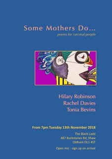 Exciting times for Newly Published Poets